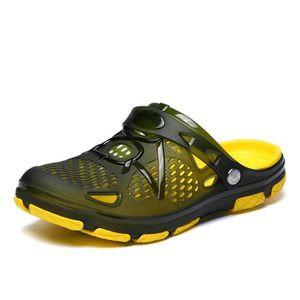 SABOT Minetom Homme Chaussures Sabots Plastique Plage ho