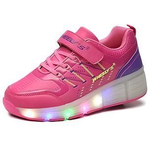 265e3510a1ab4 BASKET WHEELY' Chaussures de sport Taille 28 pour enfant