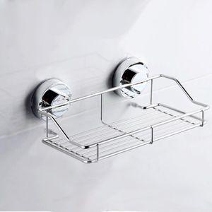 PORTE SERVIETTE Support de menage- etagere de ventouse sdhesif mon