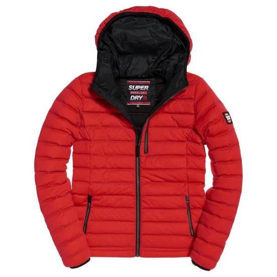 usine authentique 27922 25c9c Vêtements femme Vestes Superdry Contak Down Stretch
