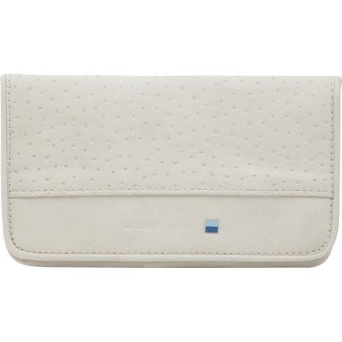 GOLLA Air Wallet Etui portefeuille pour smartphone - Crème