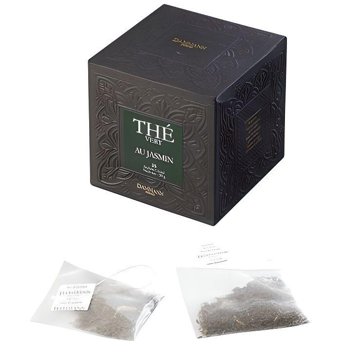 The vert au jasmin a la marque dammann x25 sachets achat vente th soldes d s le 27 juin - Marque de casserole haut de gamme ...