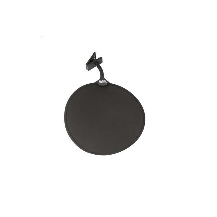 HABILLAGE PLUIE  Pare-soleil clipsable - noir