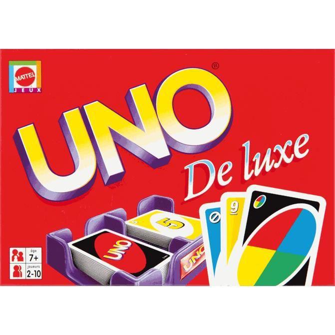 Célèbre Carte uno - Achat / Vente jeux et jouets pas chers XO71