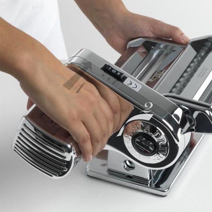 Marcato - Machine à pâtes + moteur + séchoir - pack atlas 150 ...