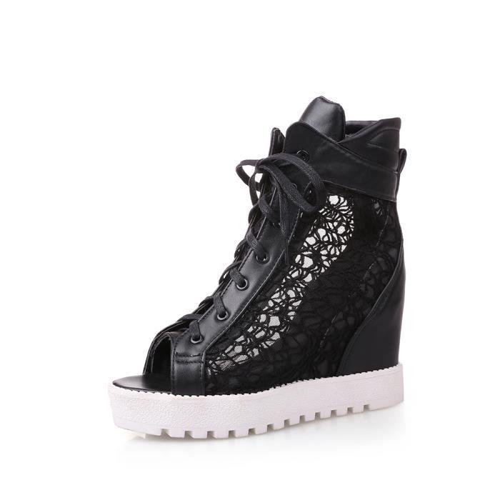 Des sandales Botte n.f.Les Chaussures pour Femm...
