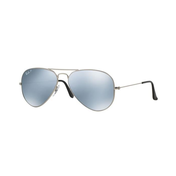 bcfc251ad70c69 Lunettes de soleil Ray Ban Aviator RB3025 019-W3 Taille  58 - Achat ...