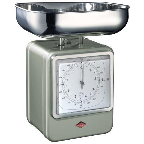 Balance de cuisine horloge for Thermometre cuisine gifi