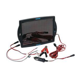 chargeur batterie auto solaire achat vente chargeur batterie auto solaire pas cher cdiscount. Black Bedroom Furniture Sets. Home Design Ideas