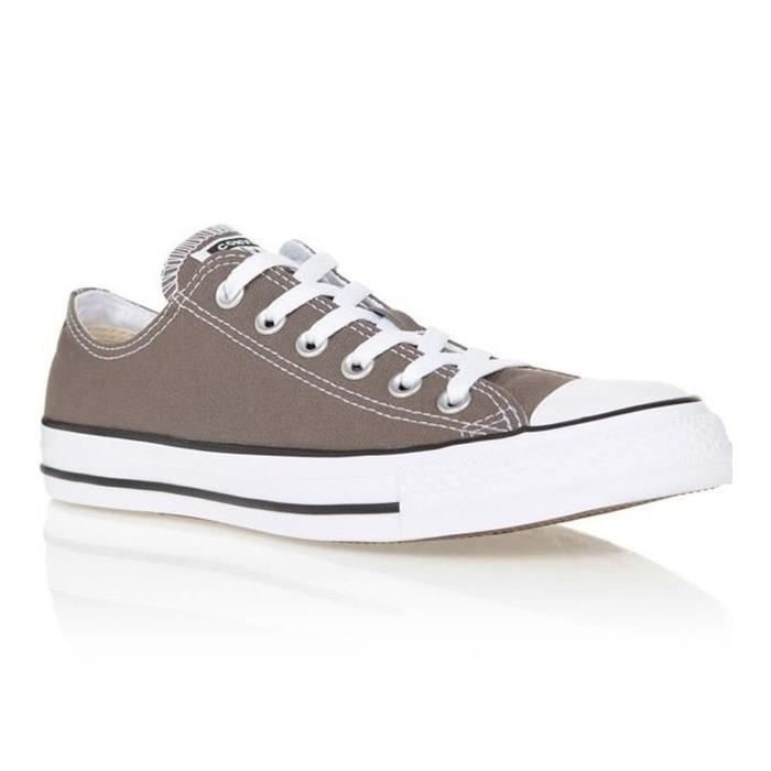 CONVERSE Baskets All Star - Gris - Homme