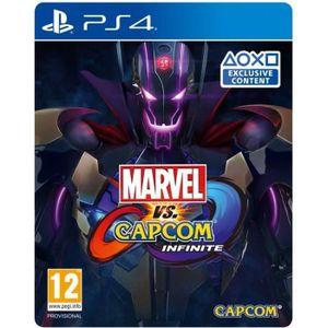 JEU PS4 Marvel vs Capcom Infinite Edition Deluxe Jeu PS4