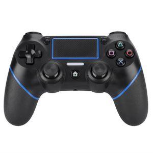 BLOQUE PORTE - POIGNÉE Manette de jeu sans fil PS4-3 Apparence ergonomiqu