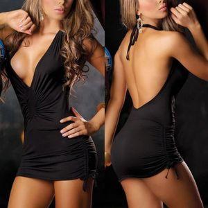 JUPE Femmes Sexy Lingerie de nuit Sous-vêtements de nui
