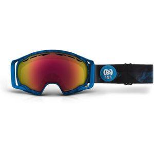 K2 Skis captura Masque de Ski Femme Lunettes de Soleil pour zeiss, Aqua, Purple 1054204.1.5.1SIZ Twilight Swirl