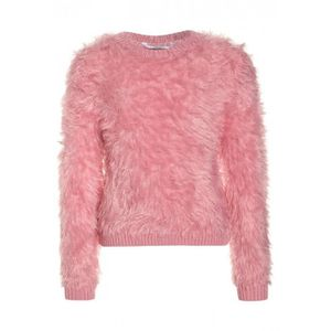 PULL Guess Pull Fille Furry Rose