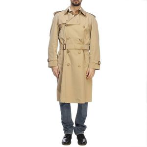 Imperméable - Trench BURBERRY HOMME 4073478 BEIGE COTON TRENCH COAT