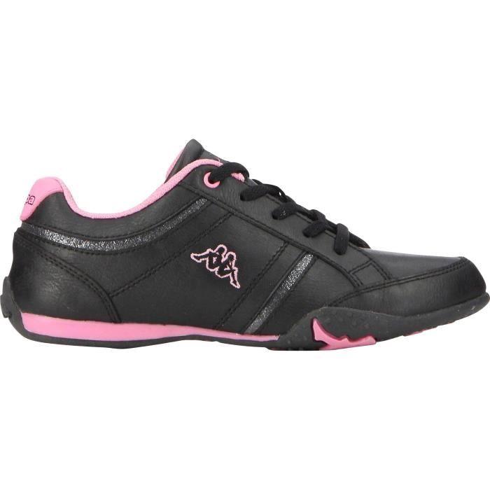 KAPPA Chaussures enfant Mezzia - Noir / Fuchsia Iasd1kn
