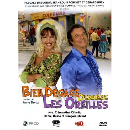 DVD FILM DVD Bien dégagé derrière les Oreilles