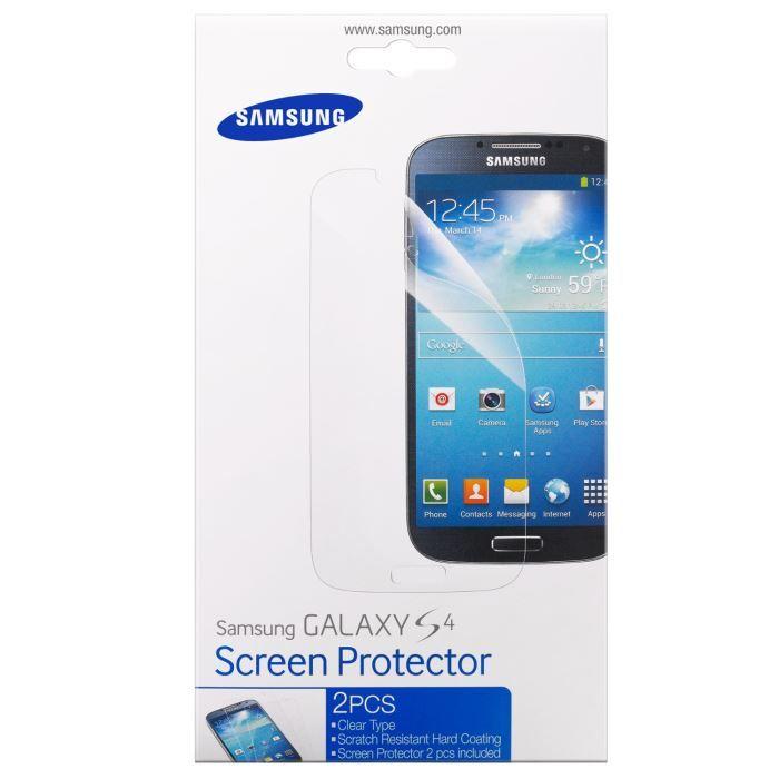 Samsung Film écran pour Galaxy S4