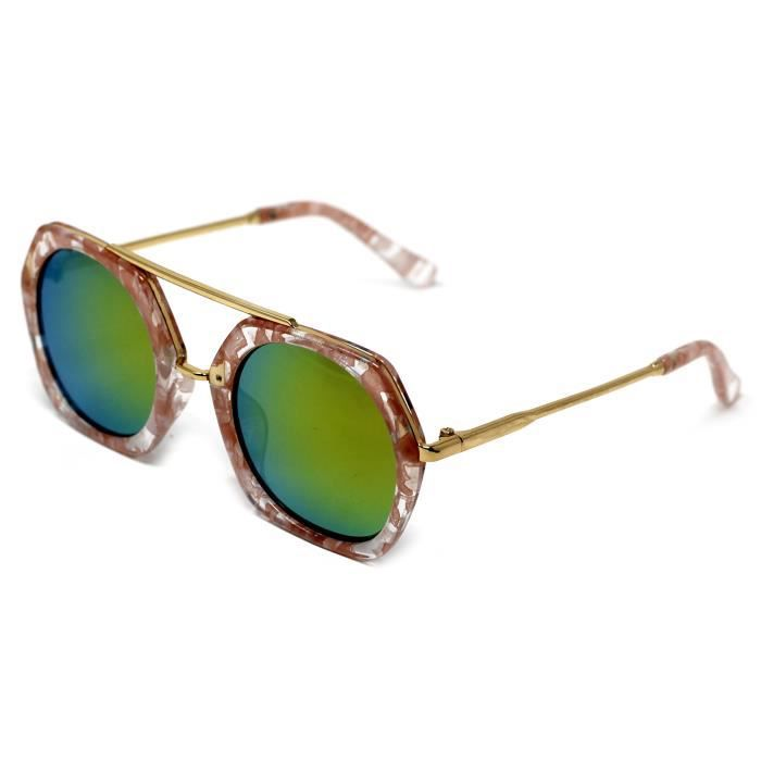 Premium Mirror Coated Lenses Sunglasses With Uvb Protection WVNMH