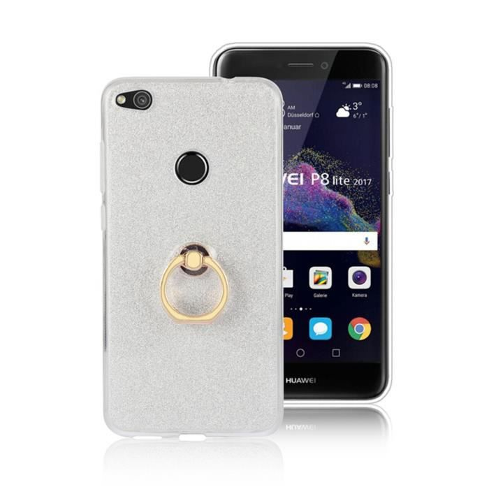 coque avec support huawei p8 lite 2017