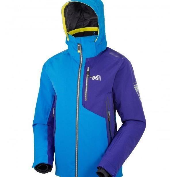 Veste ski femme millet rouge