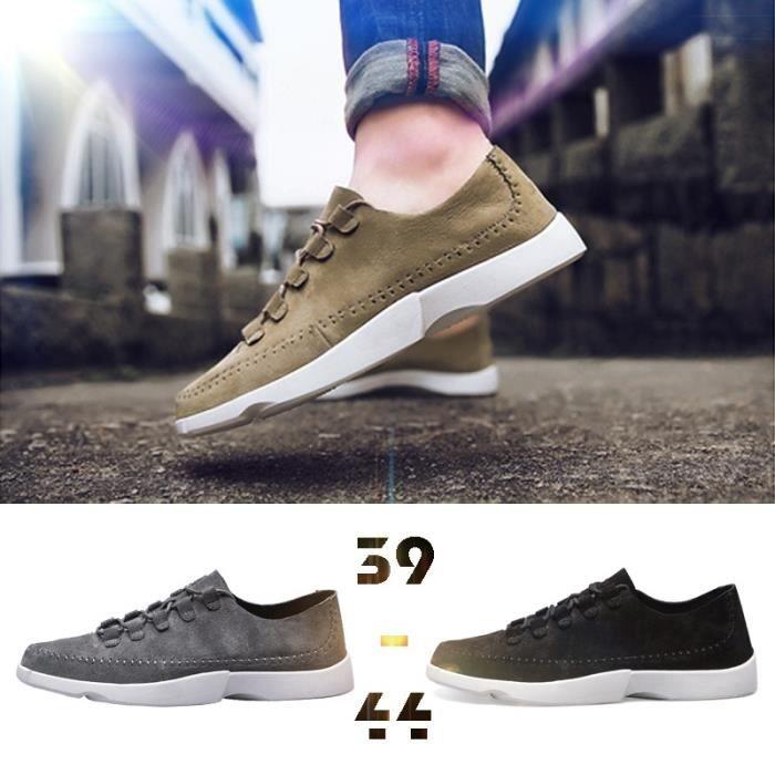 hommes Casual Souliers pour Fashion Shoes Derbies Flats d'affaires British tRa8q
