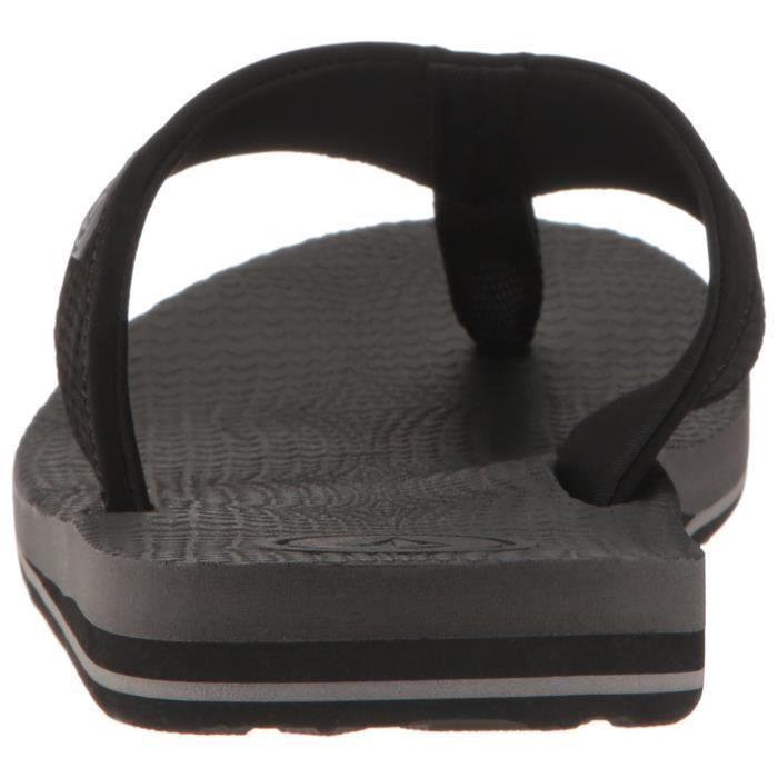 Volcom Flip Lounger Taille À Uomwe Mousse Mémoire 38 Flop Sandal AfgUxgqwv