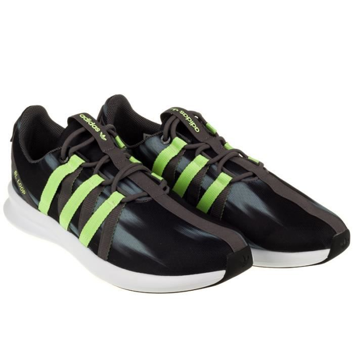 ADIDAS homme Chaussures Zx Flux Sl Loop Racer