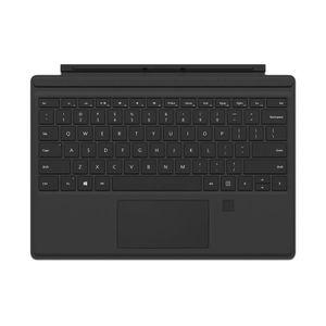 Clavier Type Cover Surface Pro 4 Black Azerty avec reconnaissance digitale