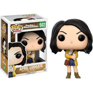 Figurine Funko Pop! Parks and Recreation : April Ludgate