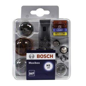 BOSCH Maxibox Coffret Ampoules H1 12V