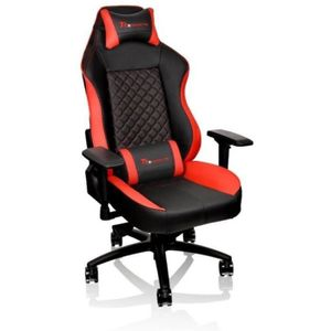 Tt esports by Thermaltake Si?ge PC Gaming Confort GTC 500 Noir/Rouge Confort Series