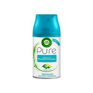 DÉSODORISANT INTÉRIEUR Recharge pour Diffuseur Air Wick FreshMatic Pure R