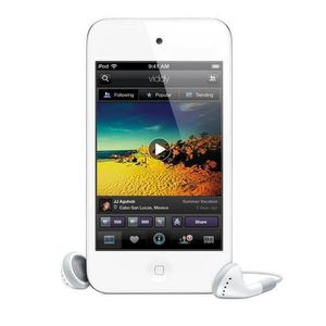 LECTEUR MP3 Apple iPod touch 4 8GB White