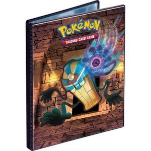 CARTE A COLLECTIONNER Cahier range-cartes Pokémon Noir & Blanc 5 - 180