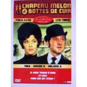 DVD SÉRIE Chapeau melon et bottes de cuir S6 V5 1968 JE VOUS