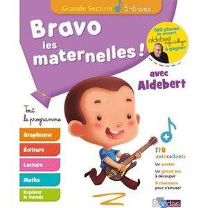 Livre 3-6 ANS Livre - bravo les maternelles ! ; tout le programm