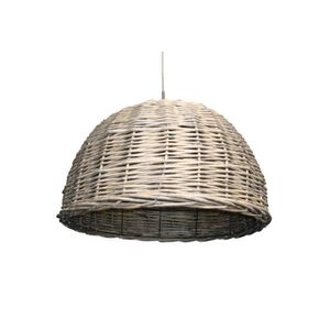 LUSTRE ET SUSPENSION Suspension Luminaire rotin tresse Dune