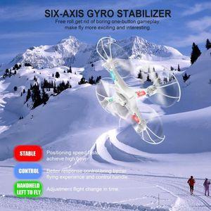 DRONE UAV RTF Syma X5C 2.4G 6 axes Gyro RC Quadcopter av