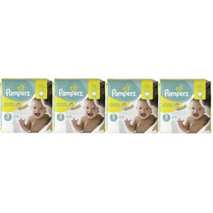 COUCHE Pampers Premium Protection Taille 3 Midi 5-9kg 116