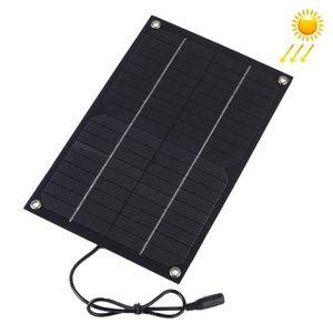 CHARGEUR - ADAPTATEUR  Chargeur solaire Portable Sports de plein air Néce