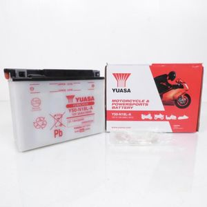 BATTERIE VÉHICULE Batterie Yuasa Moto KAWASAKI 1300 Zg 1984-1986 Y50
