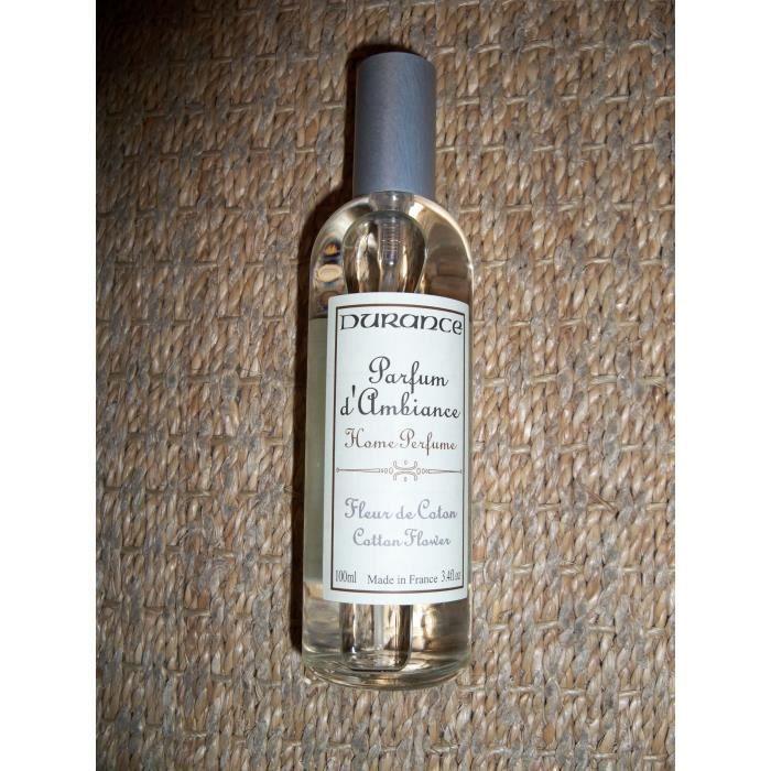 Fleur Ambiance 100ml Durance Coton Parfum D De O0Znw8PkNX