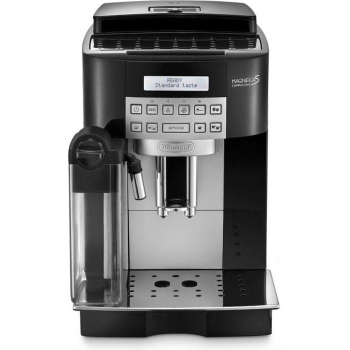 MACHINE À CAFÉ ECAM22.360.B Machine expresso avec broyeur à grain