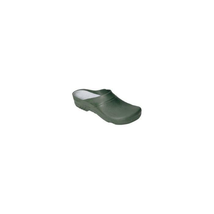 Sabot de jardinage PVC,Gr. 35/36,oliv