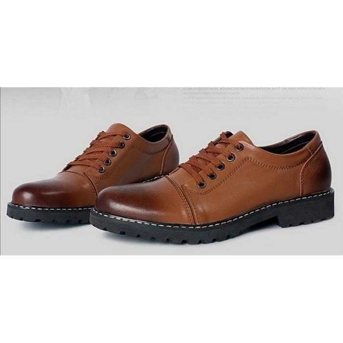 Chaussures de mode chaussures en cuir pour hommes DO48c