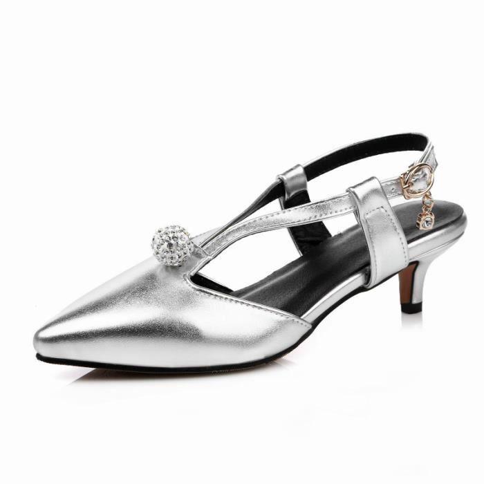 Chaussures Femmes élégantes Talon Haut Bout Poi...