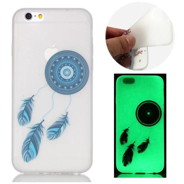 coque phosphorescente iphone 6