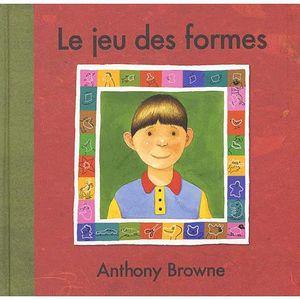 Livre 6-9 ANS Le jeu des formes